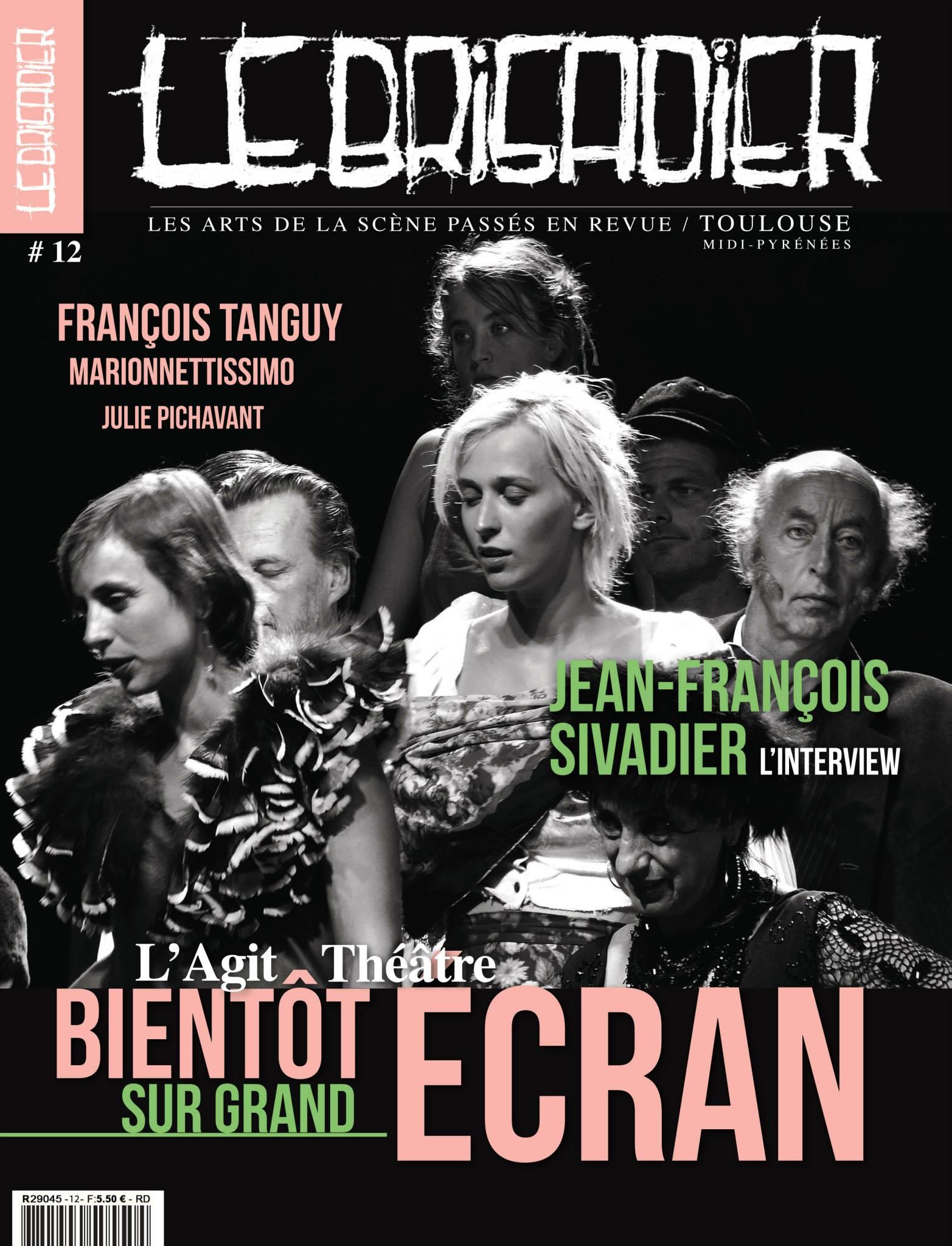 magazine le Brigadier #12