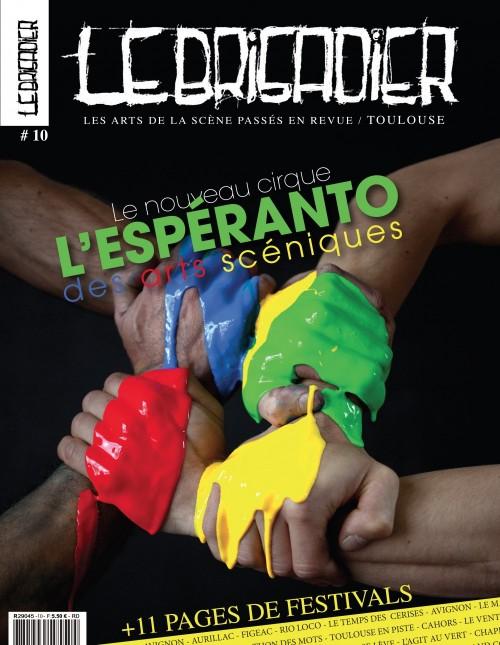 création magazine le Brigadier #10