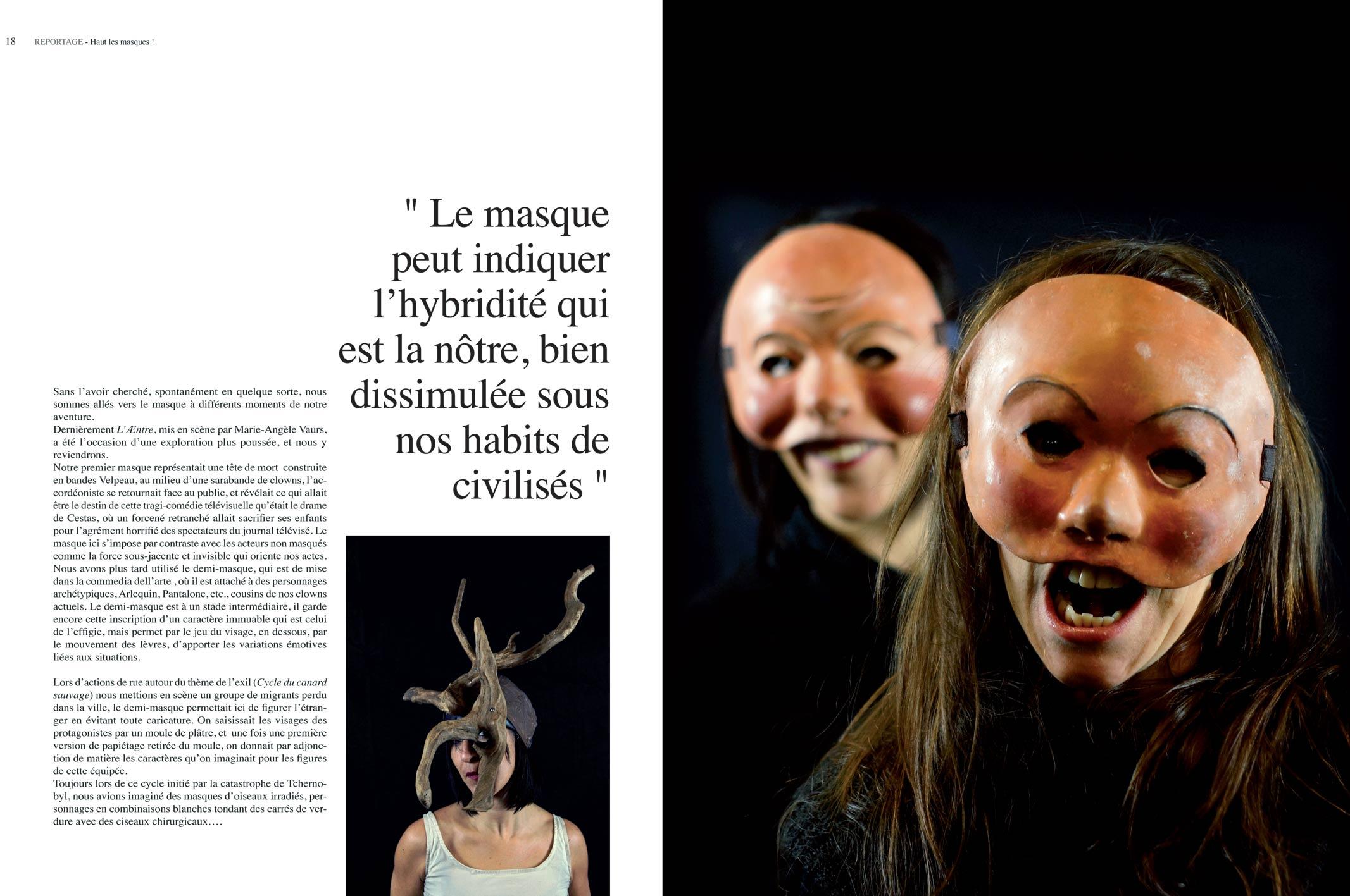 Les-masques-LB8-p18-19 le brigadier toulouse