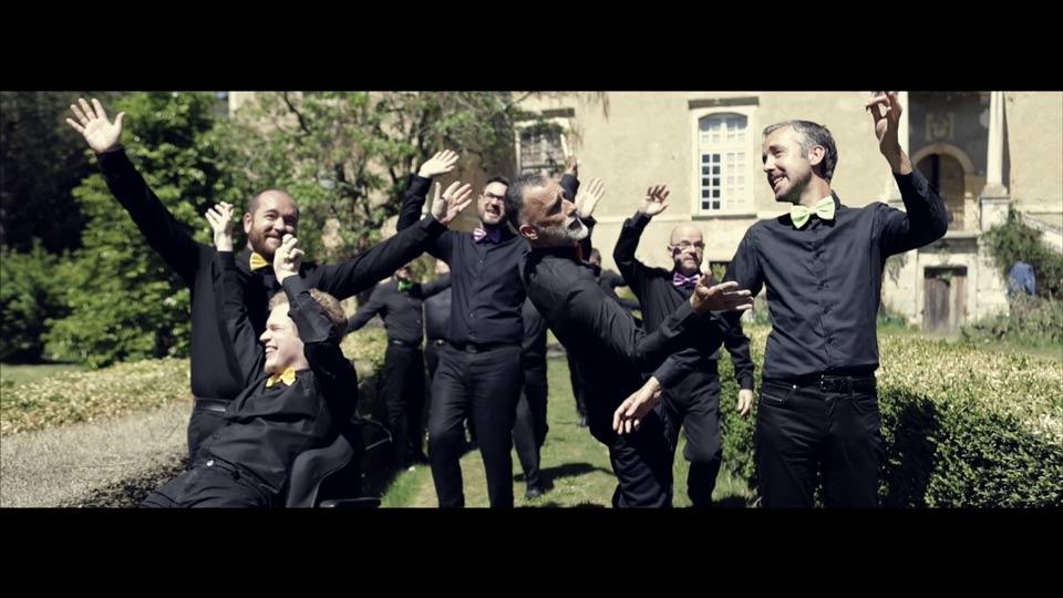 le Choeur Gay de Toulouse // CLIP